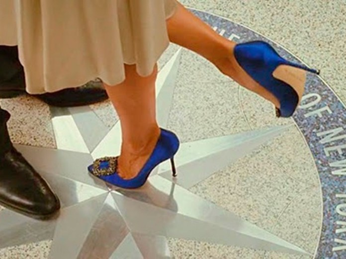 ClioMakeUp-scarpe-famose-celebrities-film-carrie-sex-and-the-city-manolo-blanhik