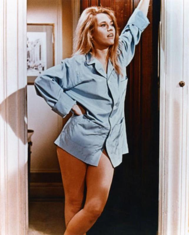 ClioMakeUp-boyfriend-shirt-camicia-pantaloni-gonna-vestito-jane-fonda