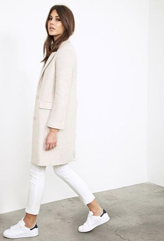 5185600f858 Stan Smith Adidas: 7 outfit perfetti per la scarpa-cult più comoda e ...
