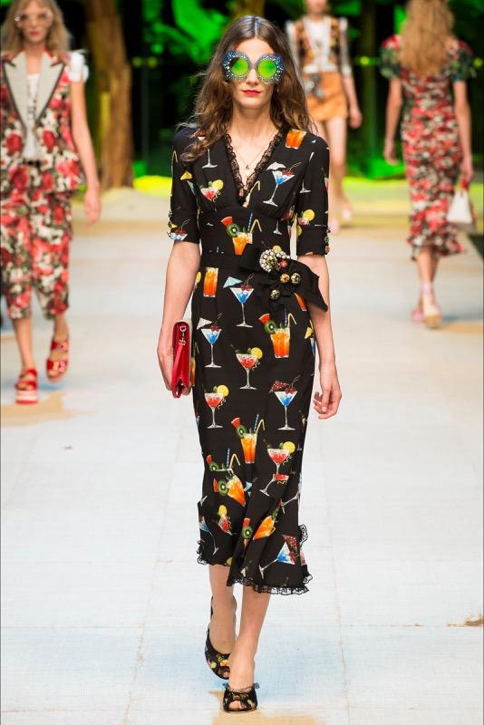 ClioMakeUp-fantasie-primavera-estate-2017-moda-stampe-frutta-fiori-righe-pois-fenicotteri-tropicale-32