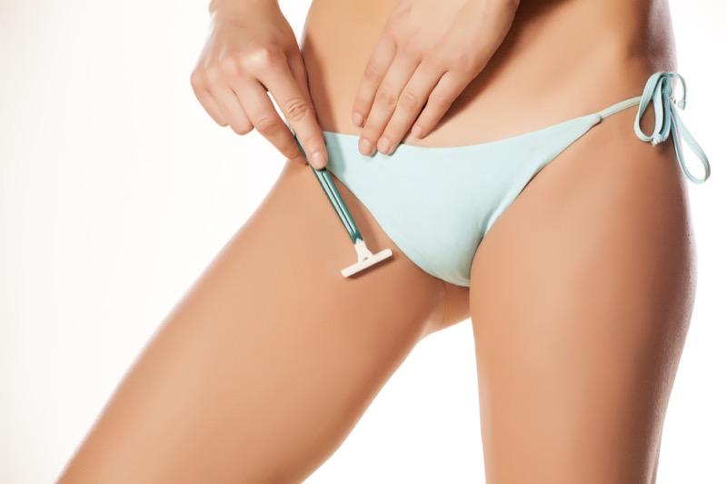 Depilazione bikini in condizioni di casa