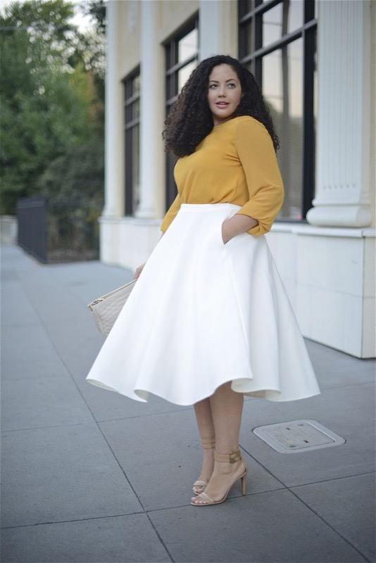2a83c69e59cd Vestiti bianchi  come abbinare per ogni occasione il colore più ...