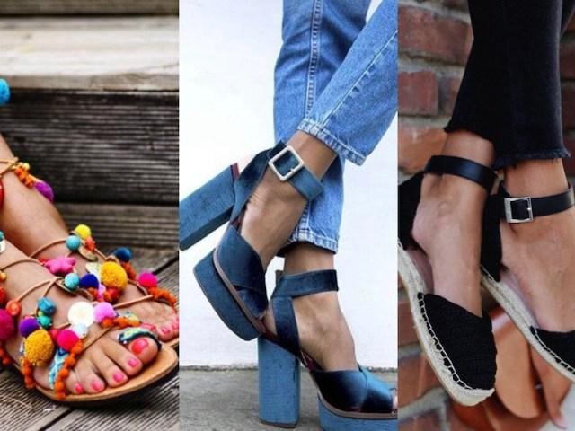 c375f04bd0b7a Trend scarpe estate 2017   6 modelli che andranno di moda e come ...