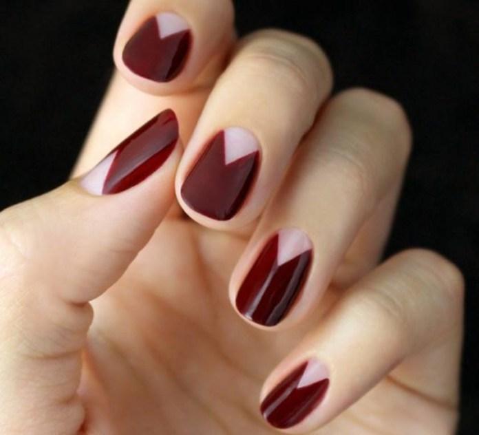 ClioMakeUp-nail-art-unghie-corte-facili-semplici-eleganti-moda-manicure-pois-righe-puntini-23