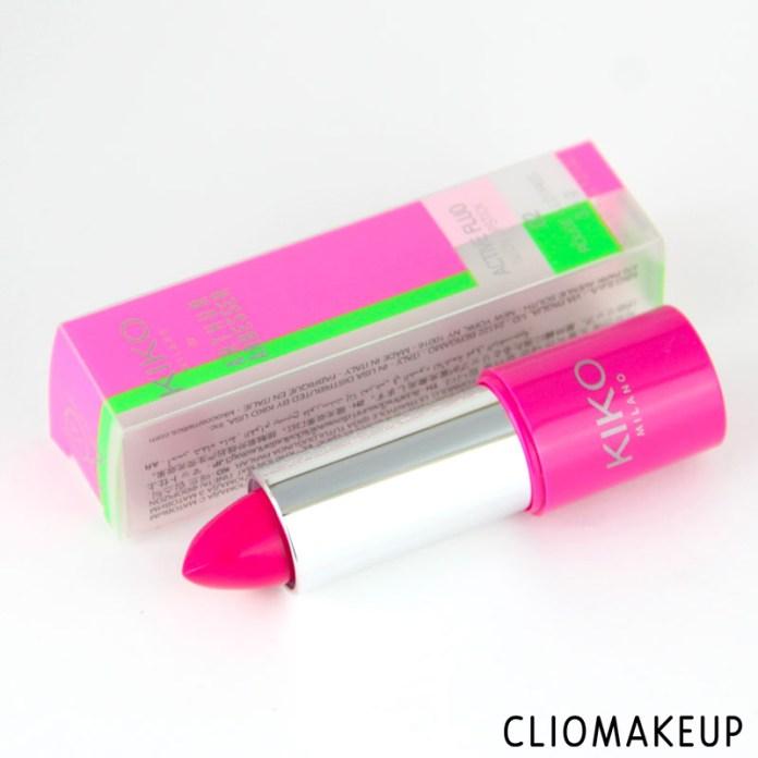 cliomakeup-recensione-rossetto-active-fluo-neon-lipstick-kiko-2