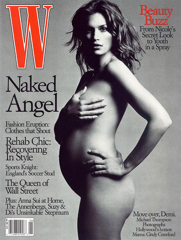 ClioMakeUp-copertina-cover-star-celebrity-vip-incinta-gravidanza-pancione-nuda-clio-17