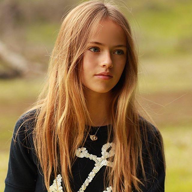 hot sale online 5fc88 bc39e Come sono oggi le 10 *bambine più belle del mondo*? Piccole ...