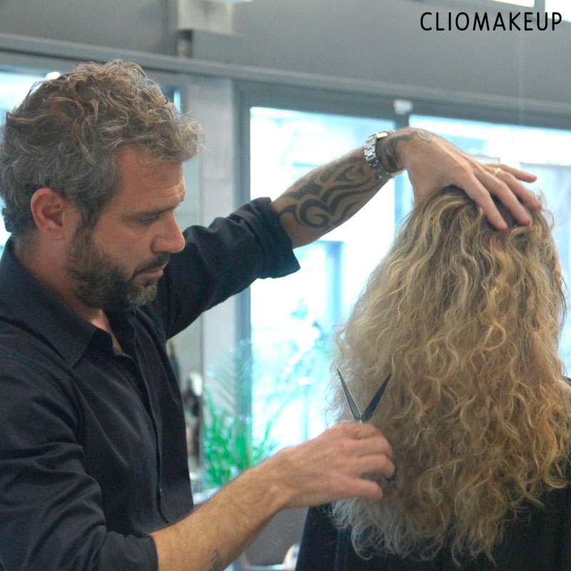 Taglio capelli ricci roma