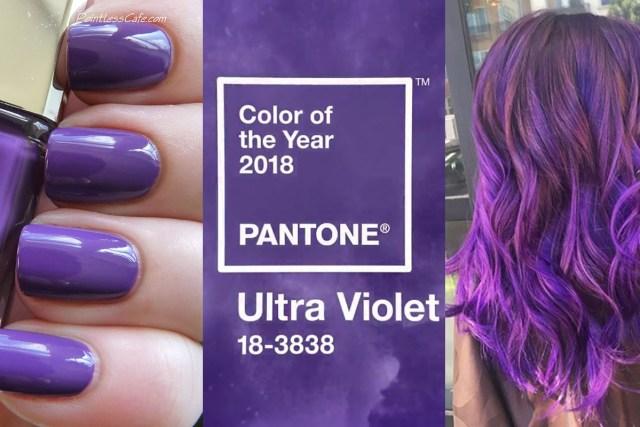 Ultra Violet Pantone Nails semipermanente
