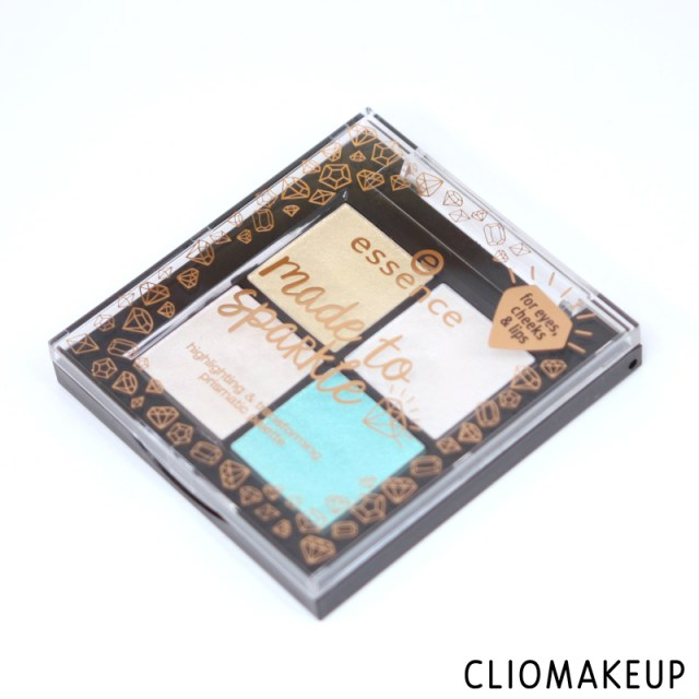 cliomakeup-recensione-made-to-sparkle-highlighting-and-trasforming-prismatic-palette-essence-2