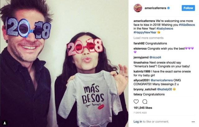 cliomakeup-celebrity-gravidanza-incinte-2018-12-america-ferrera-instagram