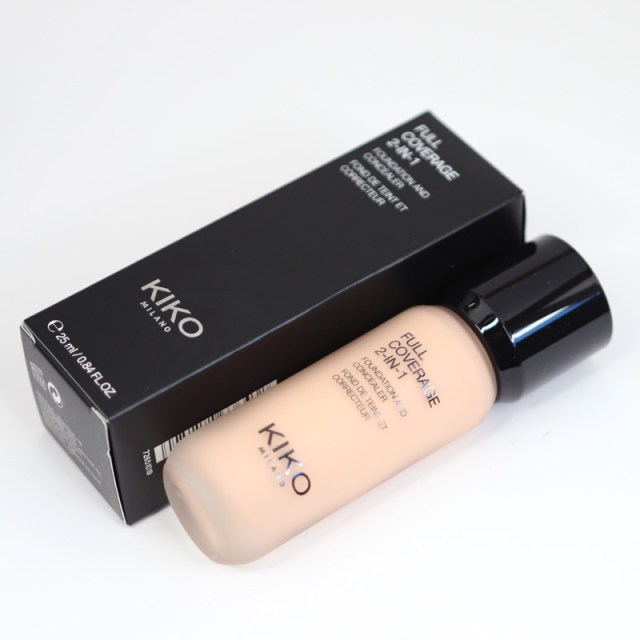 cliomakeup-recensione-fondotinta-full-coverage-2-in-1-foundation-kiko-2