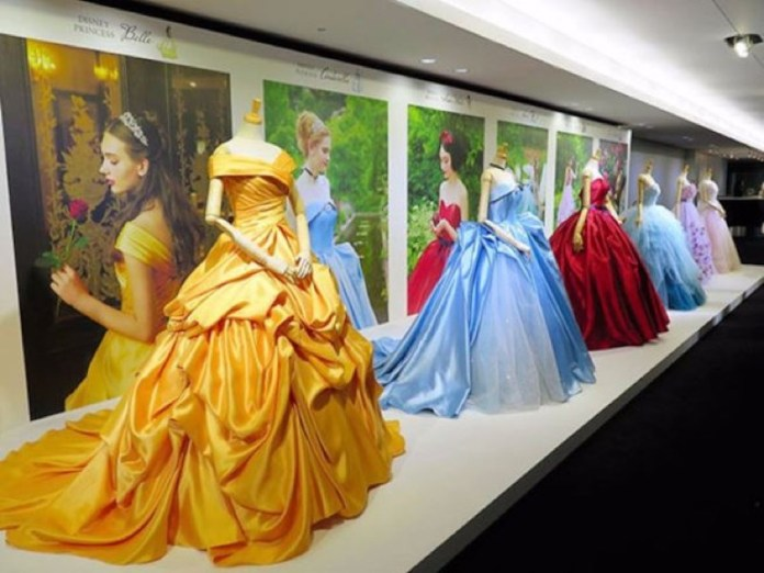 save off eed0f dab63 Abiti da sposa* ispirati alle Principesse Disney: I sogni ...