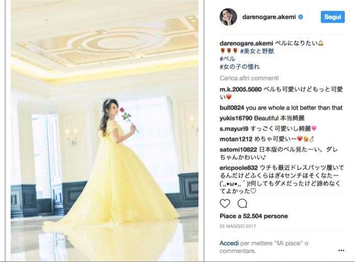 cliomakeup-abiti-sposa-principesse-disney-15-instagram-giappone