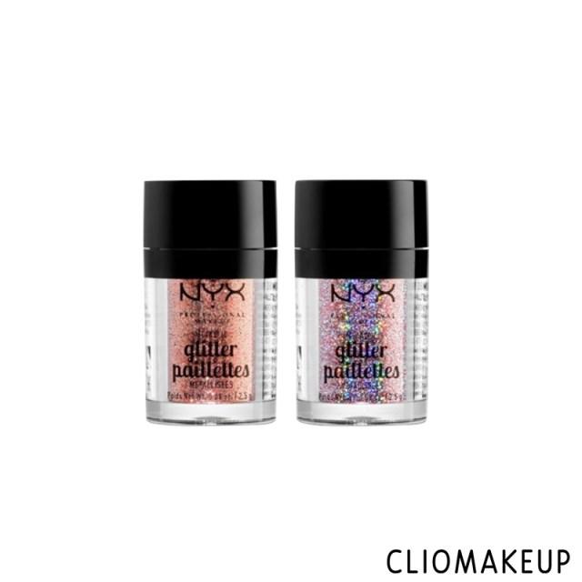 cliomakeup-recensione-metallic-glitter-pailettes-nyx-1