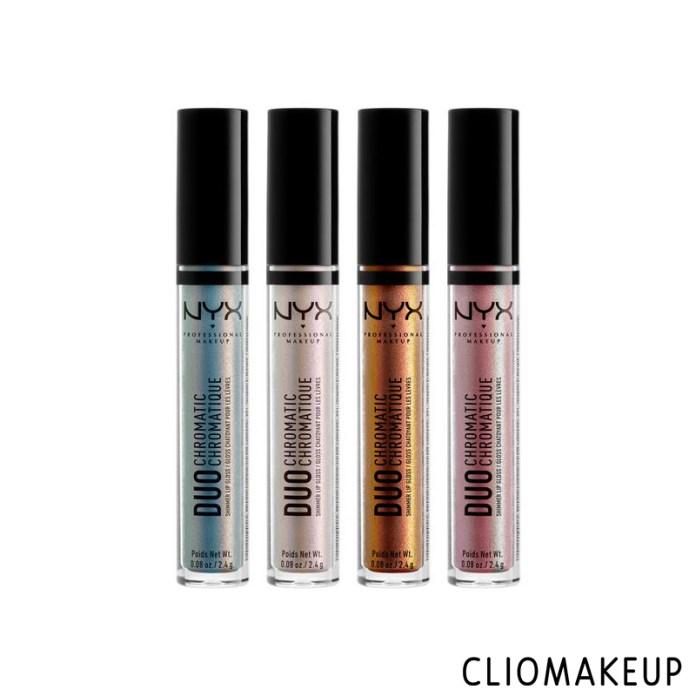 cliomakeup-recensione-lip-gloss-duo-chromatic-chromatique-nyx-1