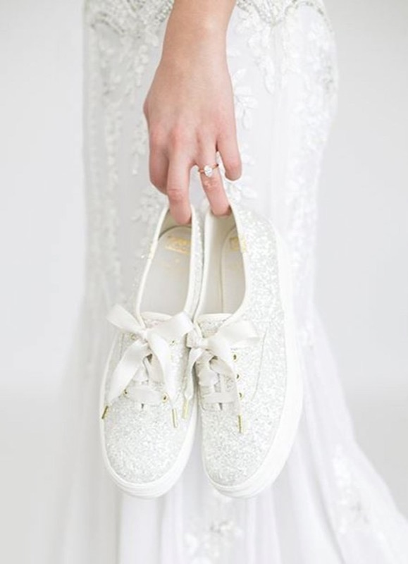 Scarpe Da Sposa Senza Tacco.Sposa In Scarpe Basse E Comode I Modelli Fashion A Cui Dire I Do