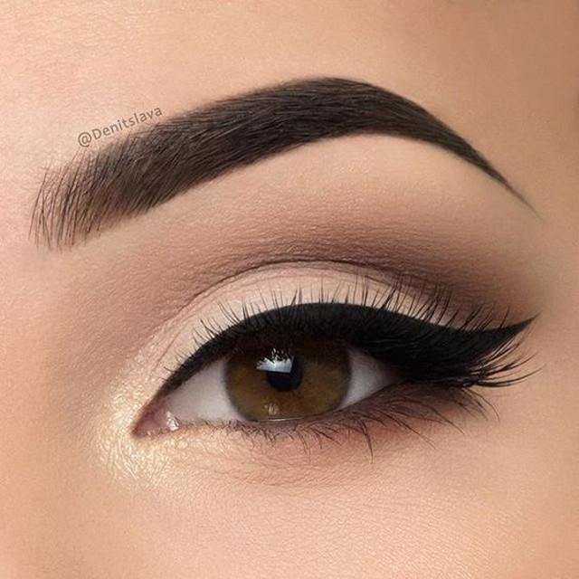 Conosciuto Trucco semplice occhi marroni: 4 idee per valorizzarli in modo VA75