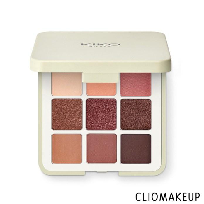 cliomakeup-recensione-green-me-eyeshadow-palette-Kiko-Milano-1