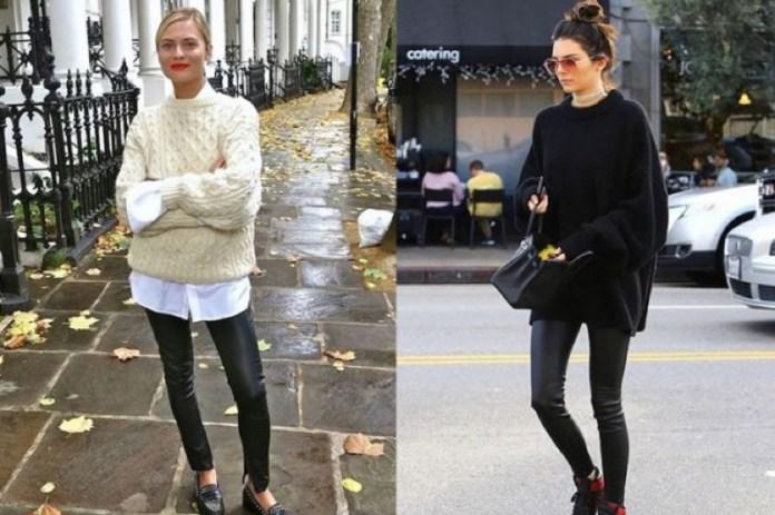 nuovo concetto 53d53 b5587 Come abbinare i leggings per essere super fashion, e gli ...
