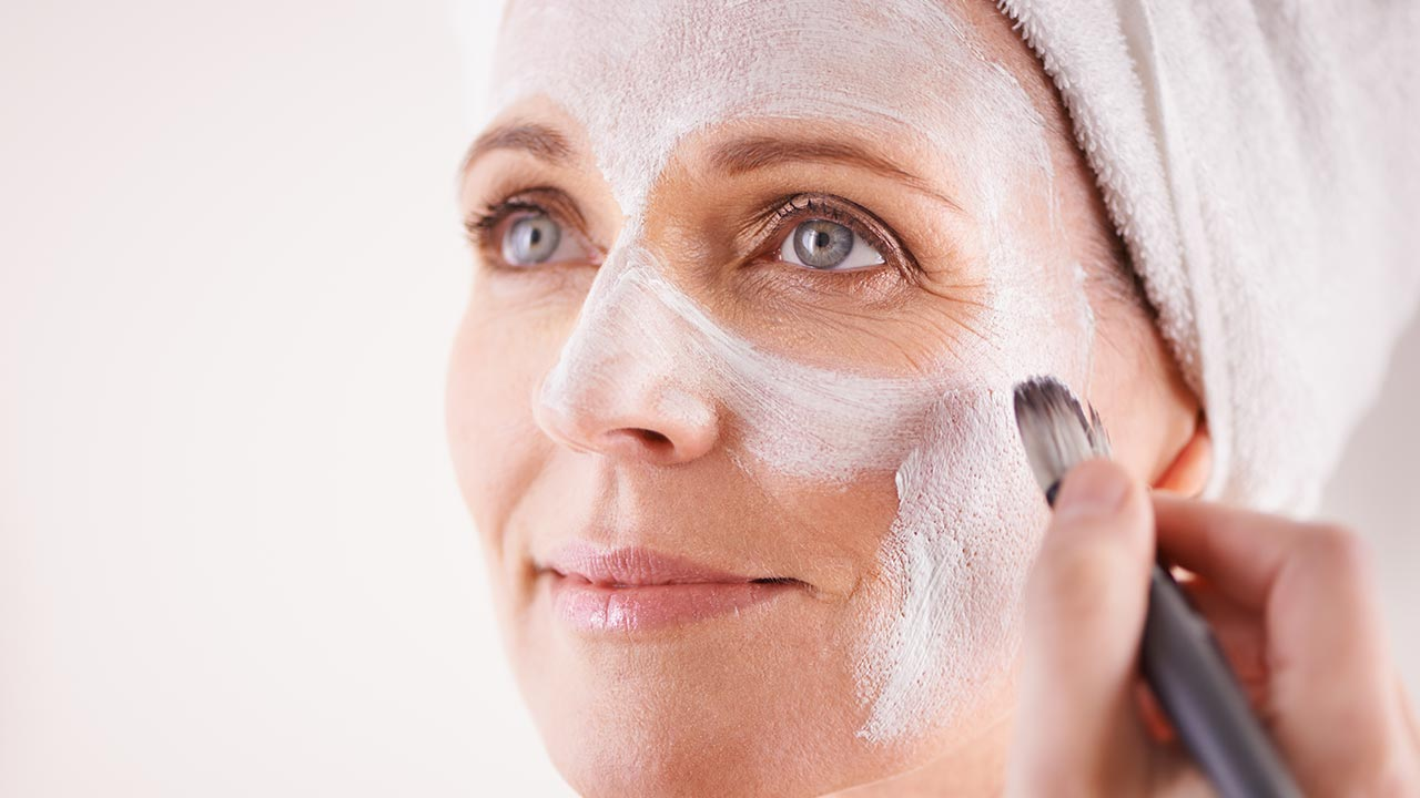 maschera viso quante volte a settimana