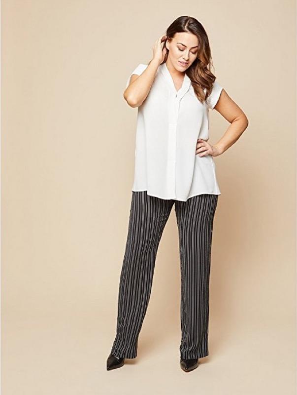 87e709f63f Pantaloni larghi, salvavita dell'estate: come indossarli senza ...