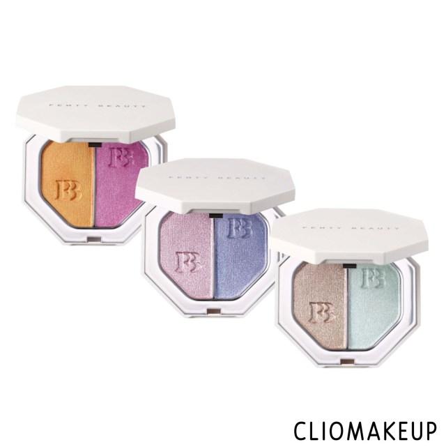 cliomakeup-recensione-illuminanti-fenty-beauty-killawatt-foil-freestyle-highlighter-duo-3