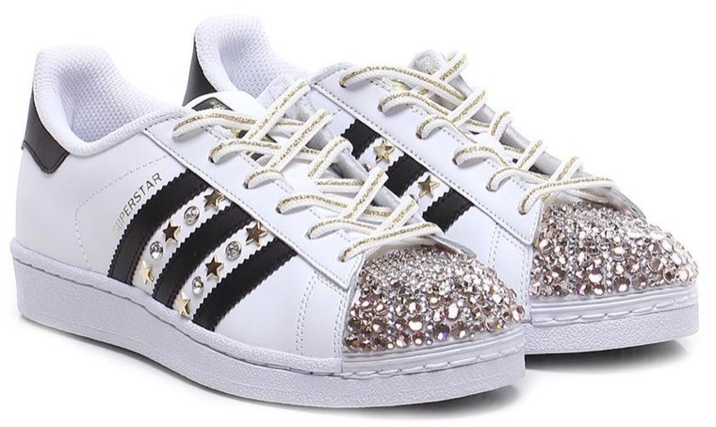 adidas scarpe decorate