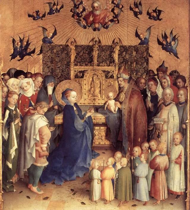 cliomakeup-allattamento-nel-medioevo-4-parto-5-bambini