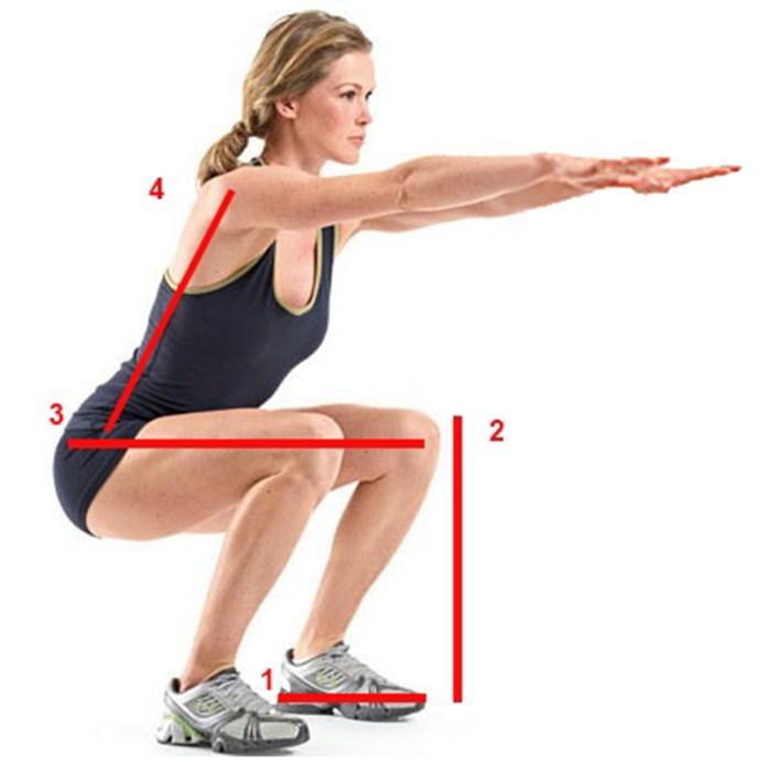 cliomakeup-come-fare-gli-squat-a-casa-eseguire-squat-posizione
