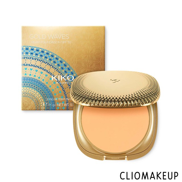 cliomakeup-recensione-fondotinta-kiko-gold-waves-cream-foundation-1