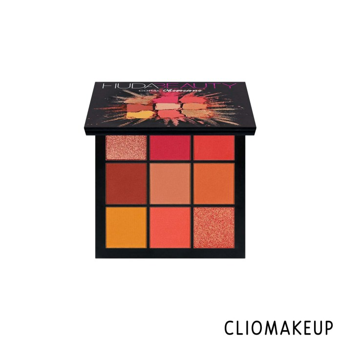cliomakeup-recensione-palette-huda-beauty-coral-obsessions-palette-1