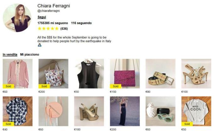detailed look f15f4 766a9 Come Vendere Vestiti Usati Online? 4 Siti E App Per Svuotare ...