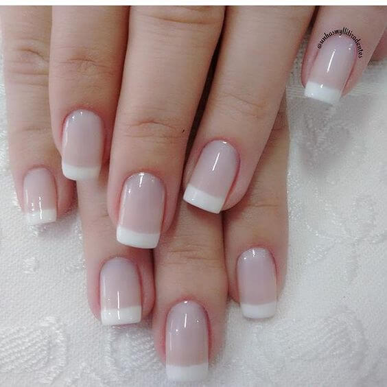 cliomakeup,french,manicure,2018