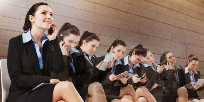 cliomakeup-come-vestirsi-per-colloquio-di-lavoro-ragazze-uguali