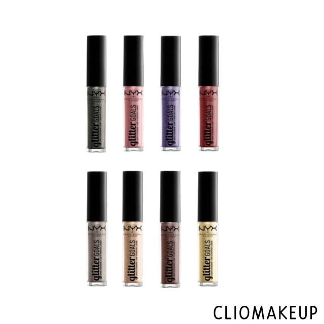 cliomakeup-recensione-ombretti-liquidi-nyx-glitter-goals-liquid-eyeshadow-3