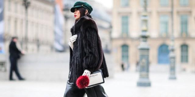 b63fd6518784 Vestirsi di nero trasmette sicurezza! I look black da indossare in inverno!