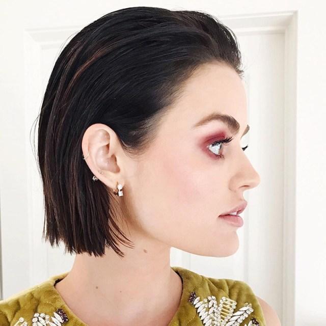 cliomkakeup-accconciature-capelli-corti-feste-1-wet-look