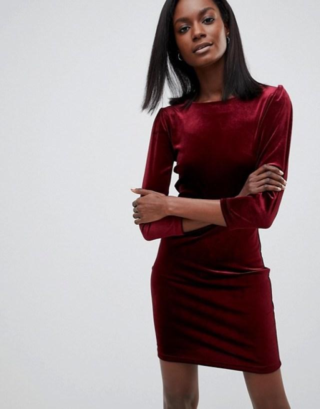 cliomakeup-idee-outfit-cenone-vigilia-natale-vestito-rosso-velluto
