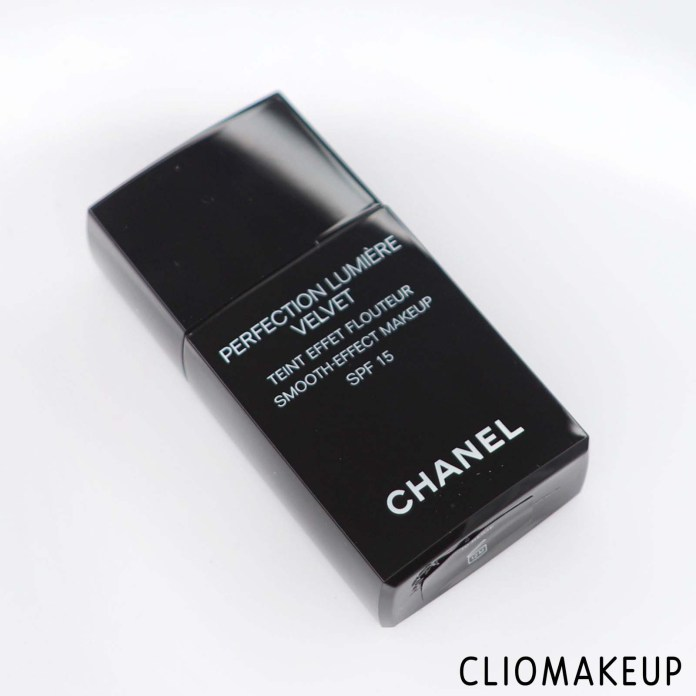 cliomakeup-recensione-fondotinta-chanel-perfection-lumiere-velvet-2