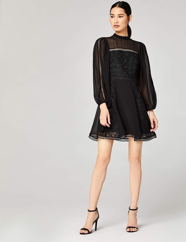 ClioMakeUp-outfit-san-valentino-4-mini-dress-nero-maniche-palloncino-truth-and-fable.jpg