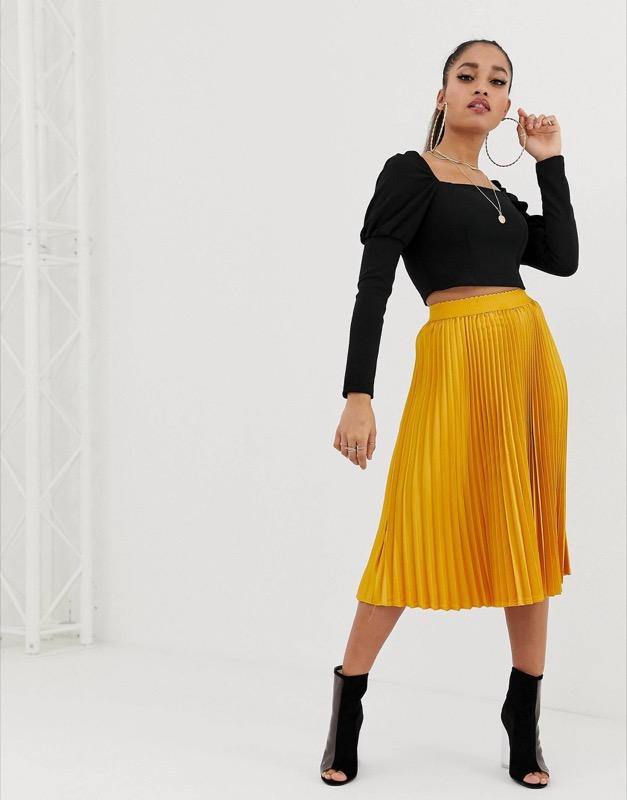 7c90ad2d5 Come abbinare i vestiti gialli: idee outfit per look sgargianti e ...