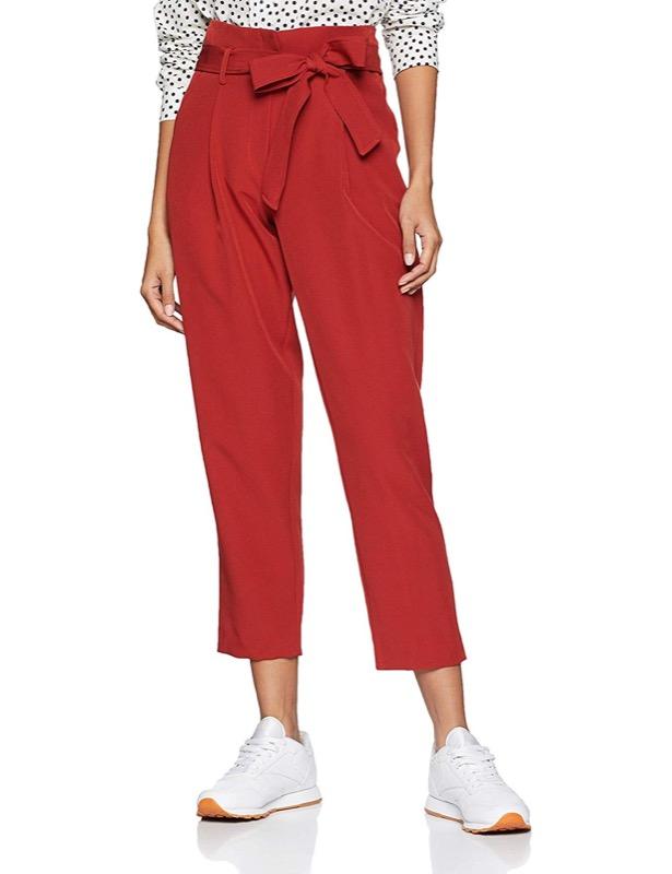 ClioMakeUp-vestiti-rossi-20-pantalone-rosso-amazon.jpg