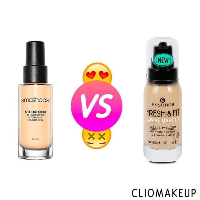 cliomakeup-recensione-dupe-smashbox-studio-skin-15-hour-wear-hydrating-foundation-essence-fresh-e-fit-awake-make-up-1