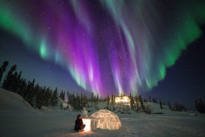 cliomakeup-viaggi-nella-natura-7-igloo-aurora-boreale