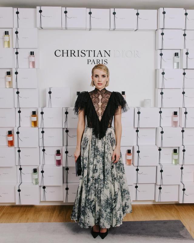 Cliomakeup-copiare-look-emma-roberts-15-vestito-lungo-bon-ton