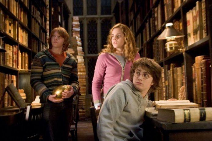 cliomakeup-viaggio-a-dublino-old-library-harry-potter