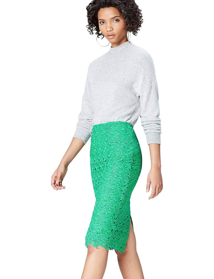 Cliomakeup-creare-look-color-block-17-gonna-tubino-verde