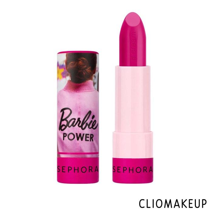 cliomakeup-recensione-rossetto-sephora-#lipstories-x-barbie-rossetto-1