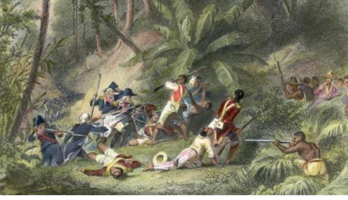 """تاريخ """"هايتي"""""""